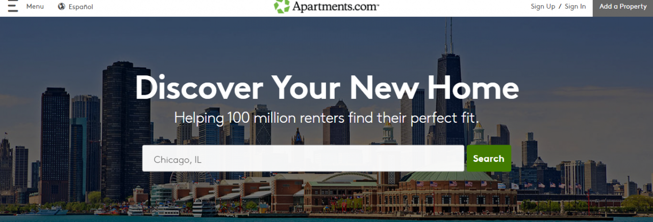 Appartments - Best Real Estate Web Apps by ColorWhistle