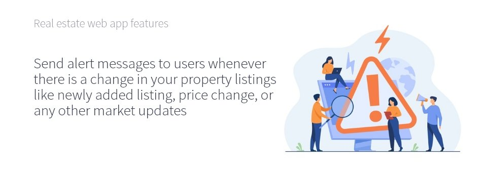 Real Estate Property Listing Features by ColorWhistle