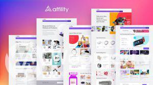 thiết kế website affiliate